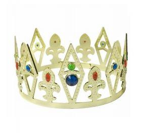 Kuninkaan/kuningattaren jalokivikruunu