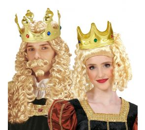 Kultakruunu prinssille ja prinsessalle