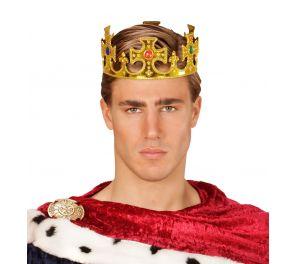 Kuninkaan kruunu, kultainen