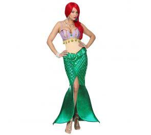 Merenneito-asu Ariel aikuisille