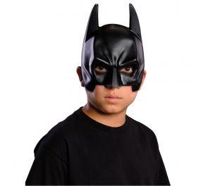 Muovinen Batman-puolinaamio lapsille