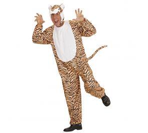 Hauska tiikeri-haalari aikuisille