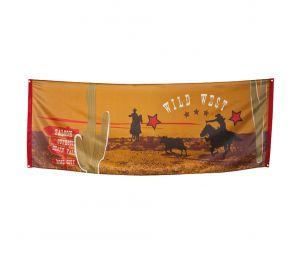 Wild West -banderolli