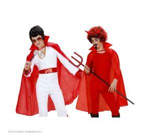 Paholaisen viitta lapsille, punainen