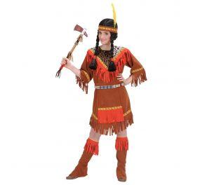 Intiaanityttö Pawnee
