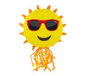 Aurinko-pinjata sopii syntymäpäiväjuhlien ohjelmanumeroksi!