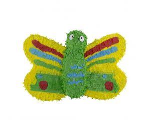 Perhos-pinjata sopii syntymäpäiväjuhlien ohjelmanumeroksi!