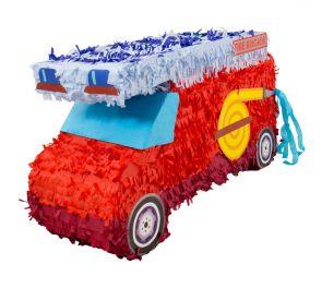 Punainen paloauto-pinjata