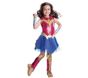 Wonder Woman -naamiaisasu lapsille