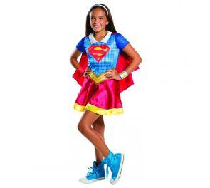 Supergirl-naamiaisasu lapsille