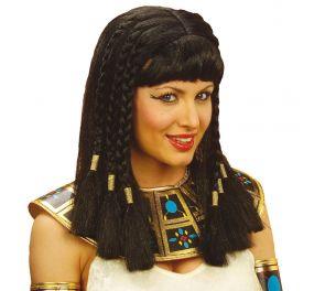 Peruukki Kleopatralle letein ja kultasomistein