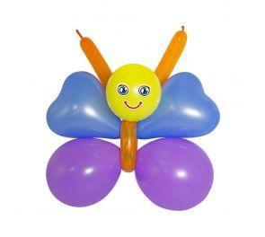 DIY-ilmapallosetti, perhonen