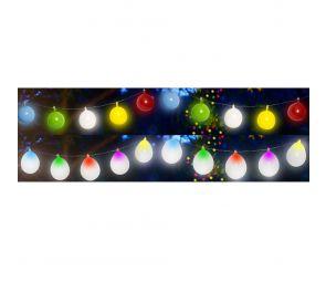 LED-ilmapalloköynnös sopii kaikkiin juhliin!