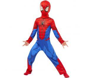 Spiderman-naamiaisasu lapsille