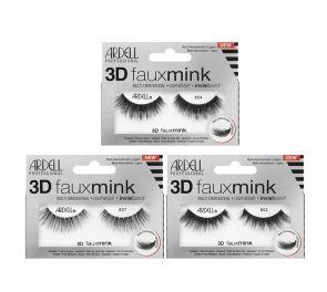 ARDELL 3D Faux Mink -irtoripset