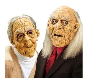 Mummo- ja Pappa-naamarit