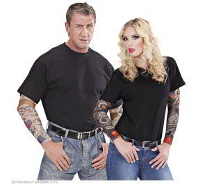 Tatuointihihat, 2 kpl