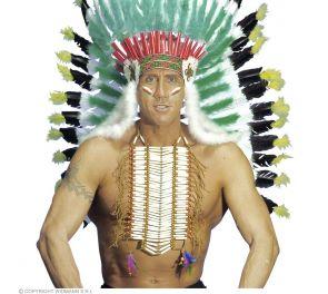 Apassi-intiaanin kaulakoru