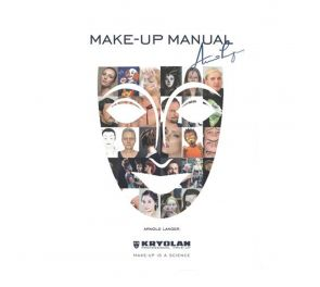 Make-Up Manual -ohjekirja maskeerausten tekoon