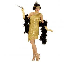20-luvun ihana charleston-mekko