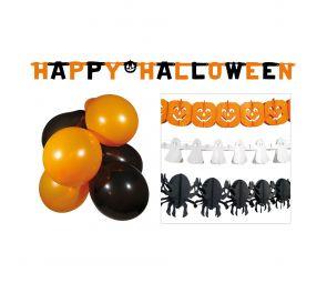 Halloween-juhliin somistesetti