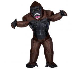 Gorilla-naamiaisasu aikuisille