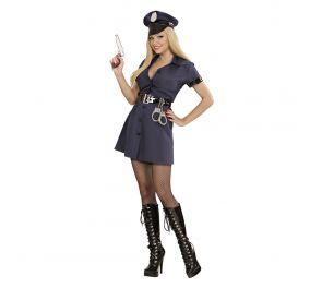 Poliisitar-naamiaisasu aikuisille