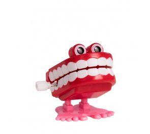 Hullunkuriset hyppivät hampaat