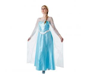 Upea lumikuningatar Elsan mekko