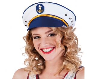 Kankainen merikapteenin hattu