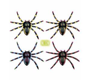 Hämähäkit halloween-koristeluun