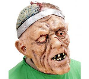 Aivokirurgi-naamari halloweeniin