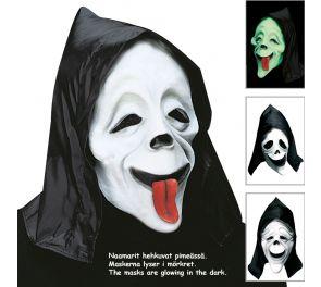 Scary Screamer -naamari