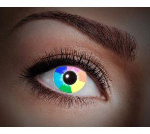 Piilolinssit, UV-Rainbow