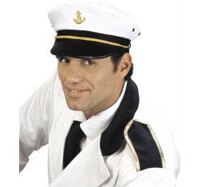 Merikapteenin valkoinen hattu