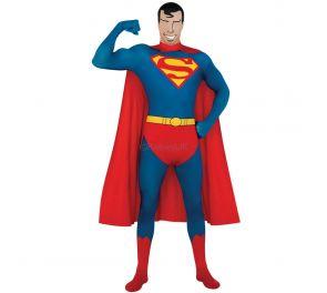 Second Skin, Superman