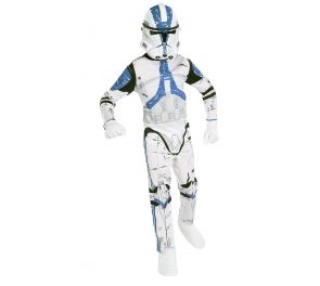 Clone Trooper Deluxe -asukokonaisuus lapsille