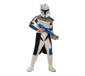 Clone trooper Rex - Kloonien kapteeniasu lapsille