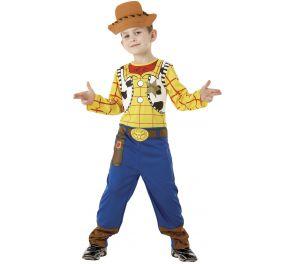 Woody - Toy Story -naamiaisasu lapsille