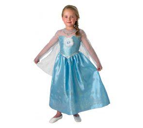 Deluxe Elsa -naamiaisasu lapsille