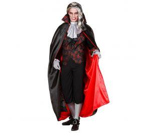 Vampyyrin upea halloween-asukokonaisuus