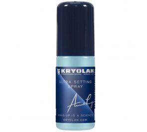Kryolan Ultra Setting Spray -kiinnityssuihke meikille