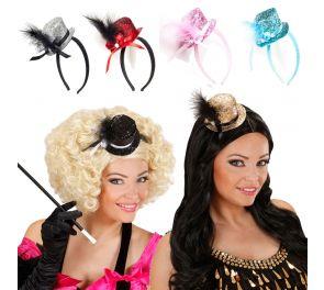 Burlesque-hattu sopii kaikille leideille ;)