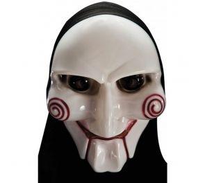 Muovista valmistettu naamari