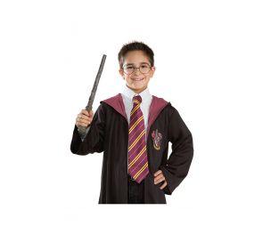 Raidallinen Harry Potter -kravatti lapsille