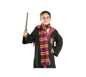 Tummanvioletti kaulahuivi Harry Potterille