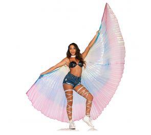 Siivet sopivat tanssiesityksiin ja hienoille festareille