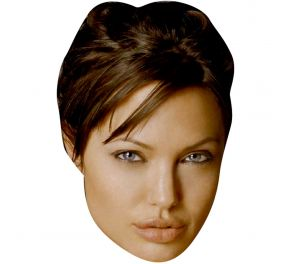 Julkkisnaamari, Angelina Jolie