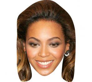 Julkkisnaamari, Beyonce Knowles