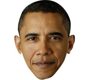 Julkkisnaamari, Barack Obama